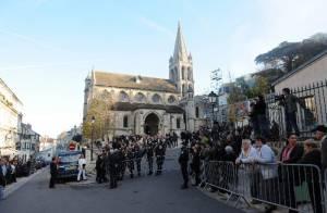 REPORTAGE PHOTO : Les amis de Guillaume Depardieu viennent lui dire adieu...