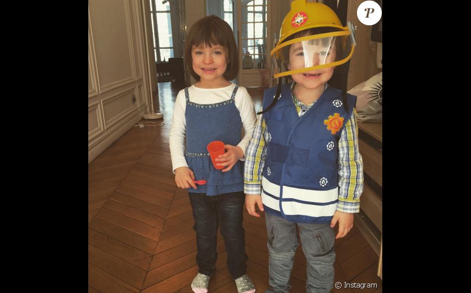 Lola Bigard : ses jumeaux Jules et Bella ont bien grandi !