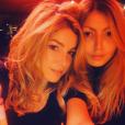 Lola Bigard : selfie avec sa BFF