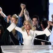 Lady Gaga : Sa grand-mère en larmes mais fière apprend son viol aux Oscars