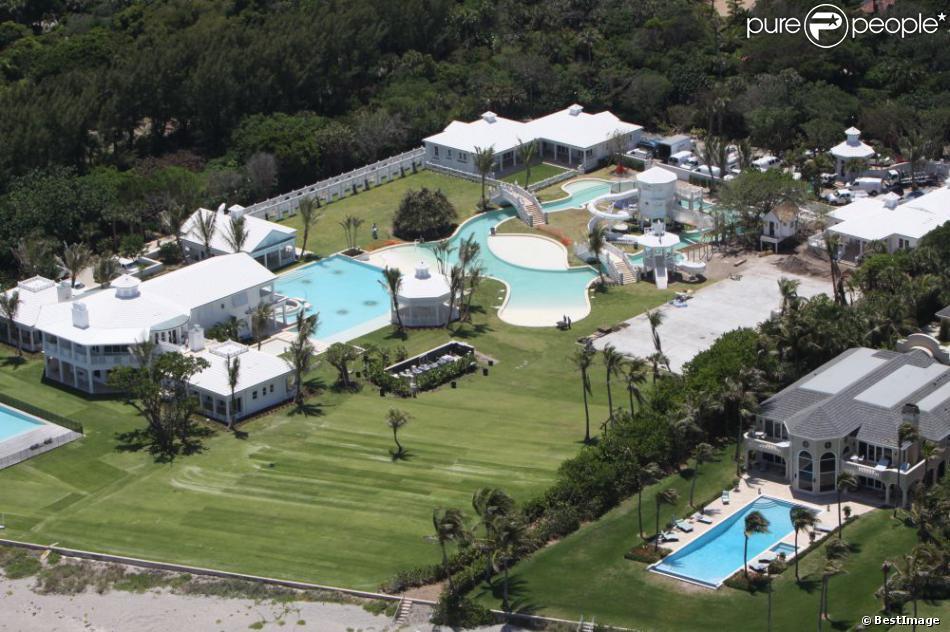 La chanteuse c line dion met en vente sa magnifique maison de jupiter island en floride pour - Maison las vegas ...