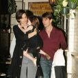 Katie Holmes, Tom Cruise et leur petite Suri
