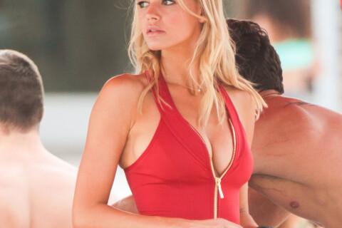 Kelly Rohrbach en maillot rouge : Alerte à la bombe sur le tournage de Baywatch