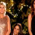 Les filles lors de la deuxième cérémonie de la rose, dans Le Bachelor, le lundi 7 mars 2016, sur NT1