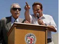 REPORTAGE PHOTOS : Schwarzenegger, l'homme qui l'a rendu célèbre est décédé ! (réactualisé)