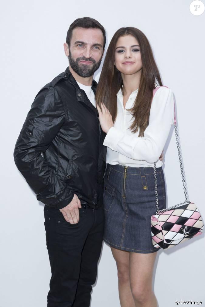 Nicolas Ghesquière, Selena Gomez