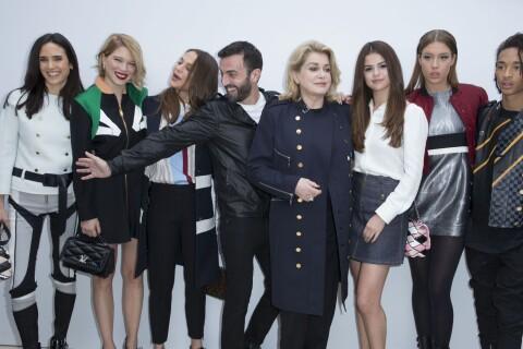 Fashion Week : Léa Seydoux et Alicia Vikander, égéries sublimes de Louis Vuitton