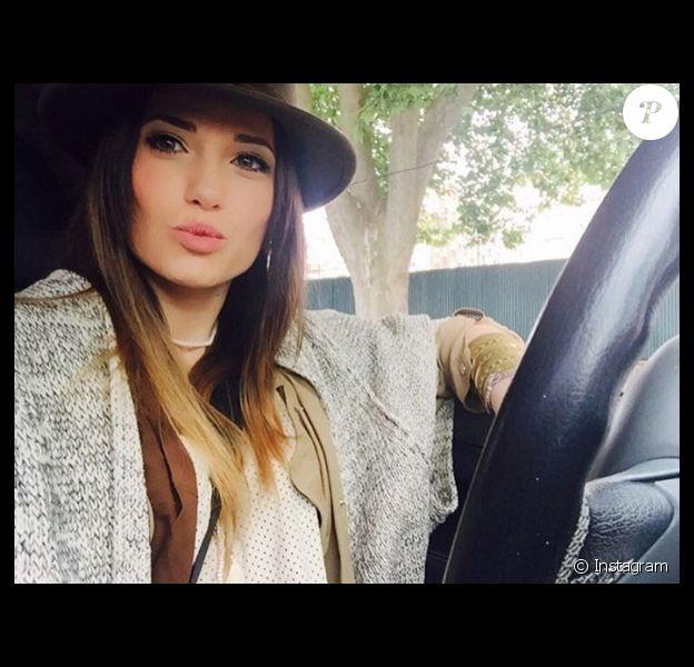 Capucine Anav : pause selfie sur Instagram