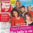 Le nouveau numéro de TéléStar en kiosque le 12 maris.