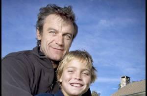 REPORTAGE PHOTOS : Mats Wilander, son combat pour la maladie génétique dont est atteint son fils Erik...