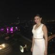 Rachel Legrain-Trapani et son mari Aurélien Capoue en voyage en amoureux en Thaïlande. Février-mars 2016.