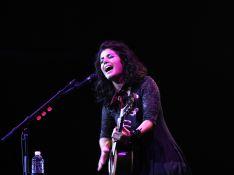 REPORTAGE PHOTOS : La charmante Katie Melua... état de grâce au Zénith !