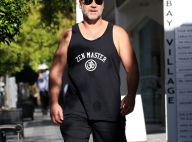 Russell Crowe a perdu 20 kilos : Il fait tout pour retrouver la ligne