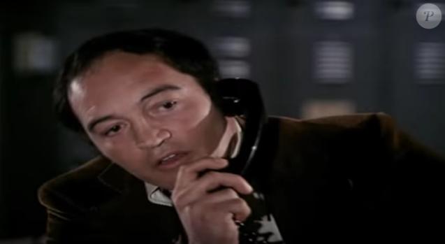 Joe Santos dans The Rockford Files, série des années 1970 qui l'a révélé au côté de James Garner. L'acteur américain est mort à 84 ans le 18 mars 2016 à Los Angeles.