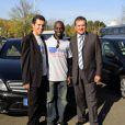 5e Semaine du Handicap : Claude Makelele