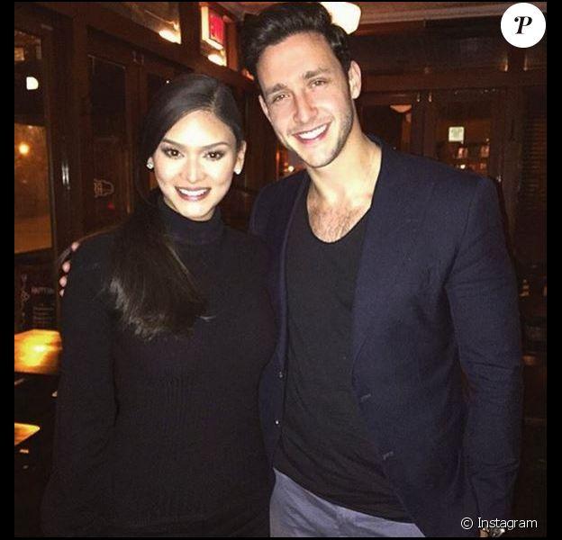 Le sexy Dr. Mike et Pia, à New York. Février 2016