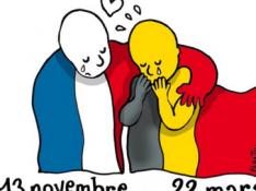 Attentats de Bruxelles : Lara Fabian, Alizée, Maurane... Les stars effondrées