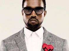 PHOTOS : Kanye West joue au bon élève...