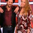 Battle entre Lullaby et Louyena dans The Voice 5, sur TF1, samedi 26 mars 2016