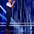 Battle entre Laurent-Pierre et Claudio dans The Voice 5, sur TF1, samedi 26 mars 2016