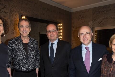 Alain Chamfort ému : Entouré de ses 4 enfants et du président François Hollande