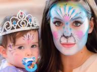 Jade Foret : Robe de princesse et journée à Disney pour l'anniversaire de Mila