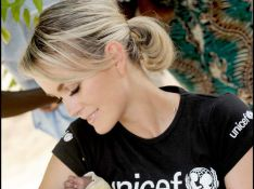 REPORTAGE PHOTOS EXCLUSIVES : Laeticia Hallyday, un magnifique travail en Afrique et un coeur gros comme ça...