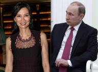 Vladimir Poutine en couple avec l'ex de Rupert Murdoch, Wendi Deng ?