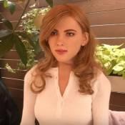 Scarlett Johansson : Découvrez son surprenant double... robotique !