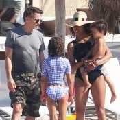 Halle Berry et Olivier Martinez : Retour de flamme ? Au soleil en famille...