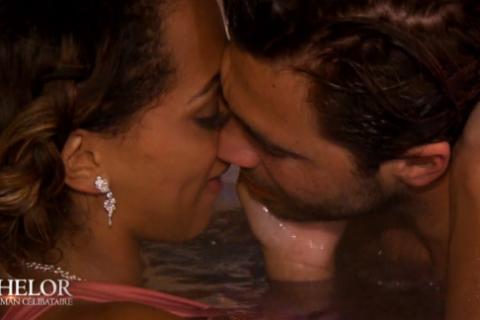 Bachelor : Premier baiser et jacuzzi avec Naëlle, Clémence éliminée...