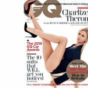 Charlize Theron : Sexy pour GQ, elle évoque sa peur de vieillir