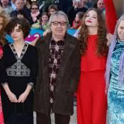 Bill Wyman, en famille, retrouve les Rolling Stones malgré la maladie...