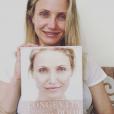 """Cameron Diaz promeut la sortie de son livre """"The Longevity Book"""" sur son compte Instagram"""