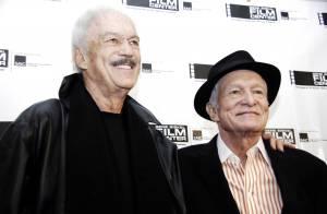Hugh Hefner : Le papa de Playboy pleure la mort de son frère et