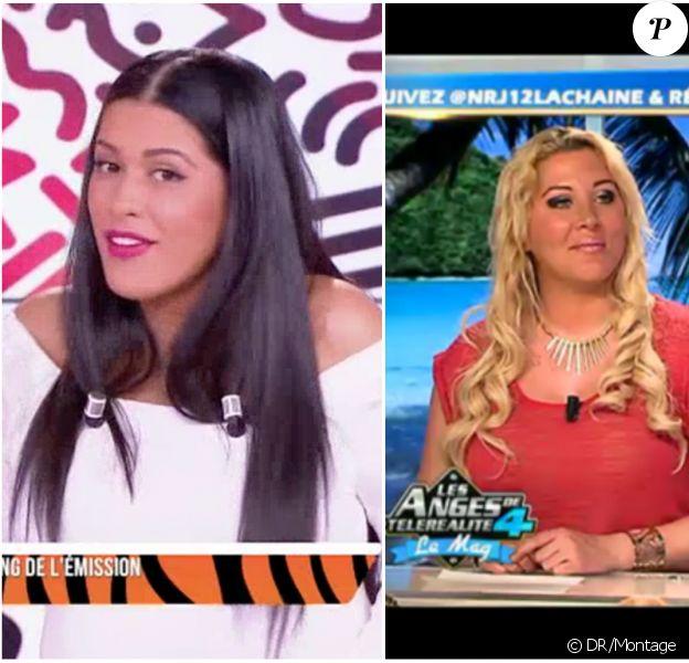 Ayem Nour invite Loana à rejoindre le Mad Mag dans un entretien à Télé-Loisirs