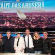 Julien Courbet débarque avec Faut pas abuser sur D8
