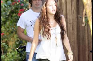 REPORTAGE PHOTOS : Miley Cyrus nous présente son boyfriend qu'elle ne quitte plus ! (réactualisé)