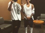 Justin Bieber prend Post Malone pour un cendrier et lui écrase son mégot dessus