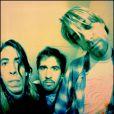Dave Grohl a l'epoque de Nirvana