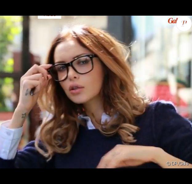 Nabilla : shooting pour Gala, en kiosques le 13 avril 2016