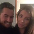 """Rémi et Émilie (""""Secret Story 9"""") mettent un terme aux rumeurs de rupture via cette vidéo postée sur Twitter. Décembre 2015."""