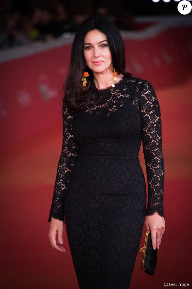 monica bellucci premi re du film ville marie lors du festival du film de rome le 20 octobre. Black Bedroom Furniture Sets. Home Design Ideas