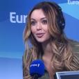 """Nabilla Benattia dans Le Grand Direct des Médias, le 14/04/16, pour la promo de """"Trop vite"""""""