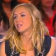 """Enora Malagré s'exprime sur Nabilla et son passage dans """"Sept à Huit"""" sur TF1. Emission """"Touche pas à mon poste"""" sur D8, le 11 avril 2016."""