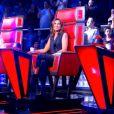 Anahy, Jessie Lee et Ana Ka s'affrontent lors de l'épreuve ultime dans The Voice, samedi 16 avril 2016 sur TF1