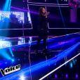 Gabriella, Mirella et Granhild s'affrontent lors de l'épreuve ultime dans The Voice, samedi 16 avril 2016 sur TF1