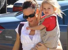 REPORTAGE PHOTOS : Jennifer Garner... mais c'est pour quand cet accouchement ?
