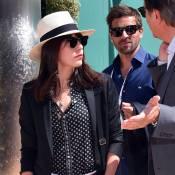 Nolwenn Leroy : Stylée auprès d'Arnaud Clément à Monte-Carlo