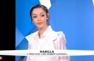 Nabilla de retour dans